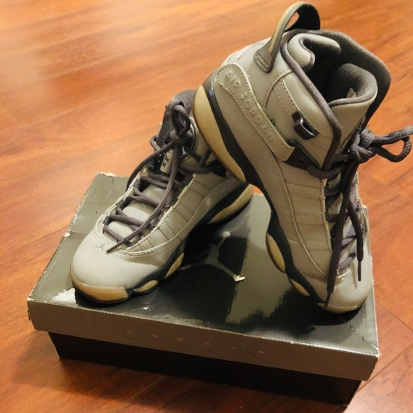 3a099d315bda5 Jordan Shoes | Air Retro 6 Rings Cool Grey | Poshmark